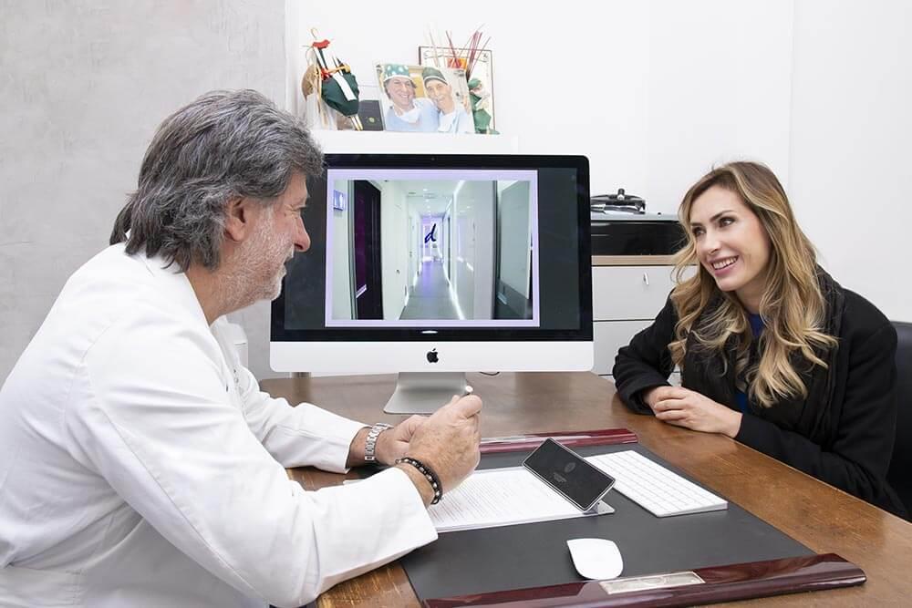 Chirurgia plastica e Medicina estetica a Roma
